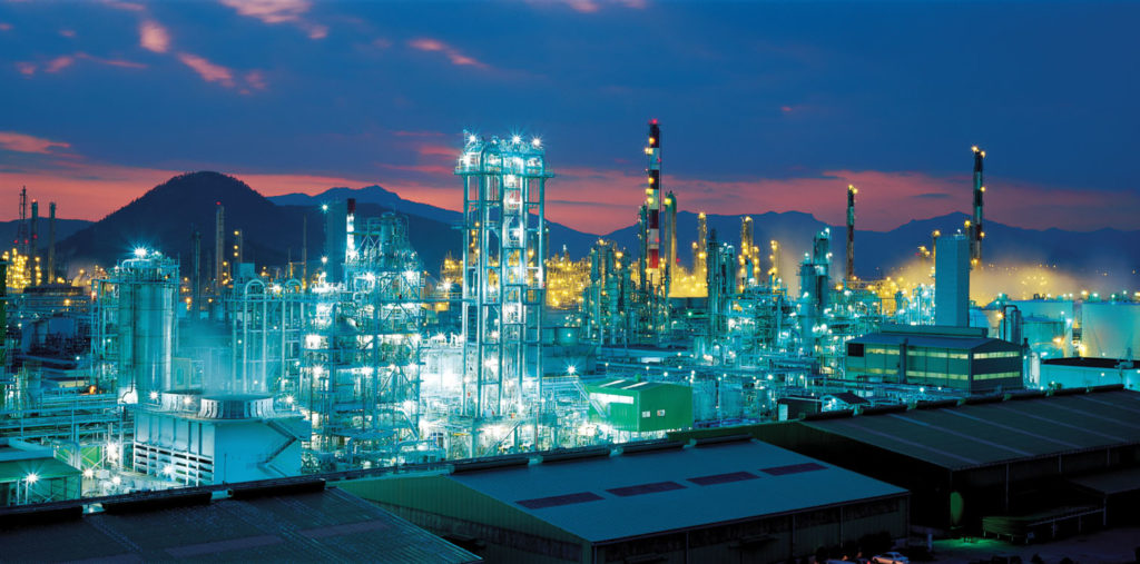 SRM SPM for Petrochemical Plants