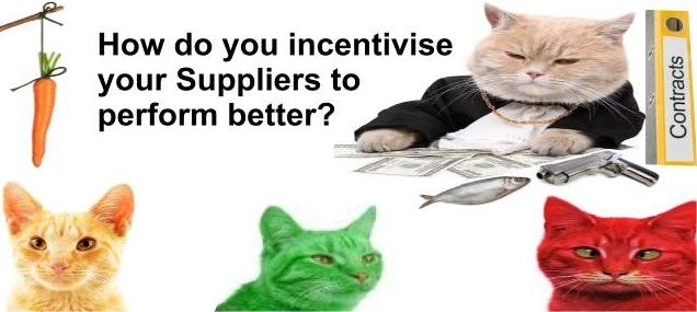 OutPerform SRM Best Practices Supplier Incentivisation Programs